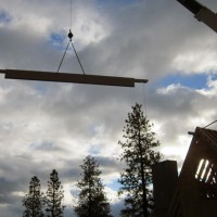 Sandpoint Engineer Roof Beam 1