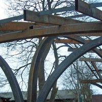 Sandpoint Strcutural Engineering Steel Frame 3