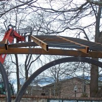 Sandpoint Strcutural Engineering Steel Frame 4