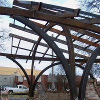 Sandpoint Strcutural Engineering Steel Frame 1