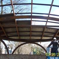 Structural Engineer Sandpoint Bandshell Frame 1